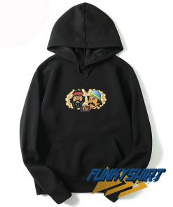 Flip Skateboards Cheech And Chong Hoodie