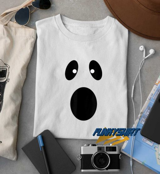 Funny Ghost Mask Halloween t shirt