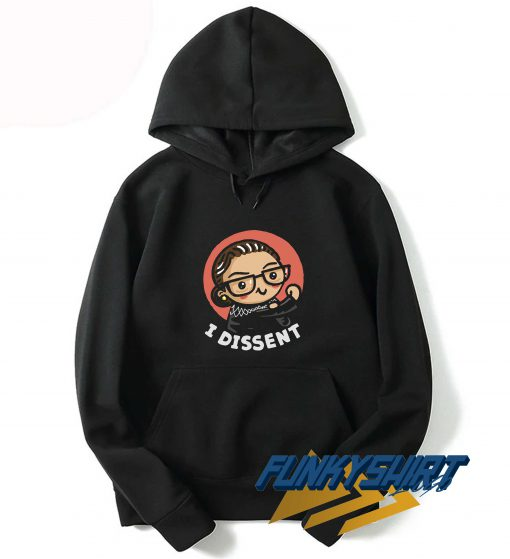Girl Power I Dissent Hoodie