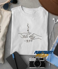 Give Cigarettes Graphic t shirt