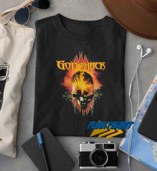 Godsmack Heavy Metal Band t shirt