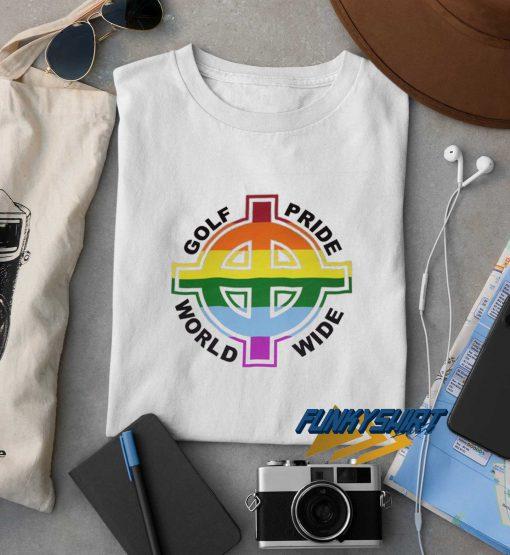 Golf Wang Golf Pride World Wide t shirt