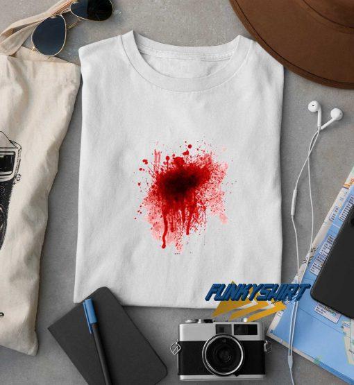 Halloween Blood t shirt