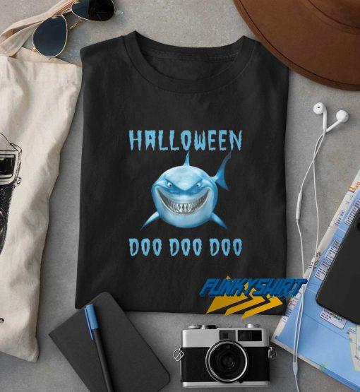 Halloween Shark Doo Doo Doo t shirt