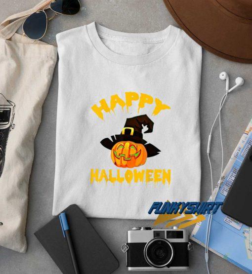 Happy Halloween Alien Pumpkin t shirt