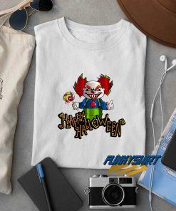 Happy Halloween Clown t shirt