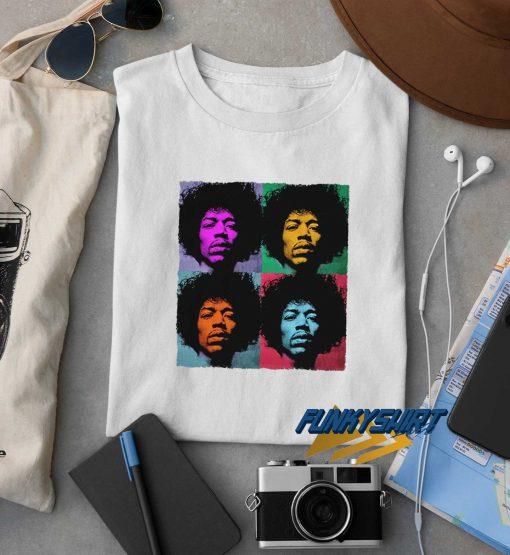 Hendrix Pop Art t shirt