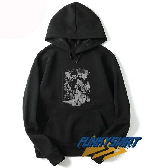 Hunter X Hunter Association Manga Character Hoodie