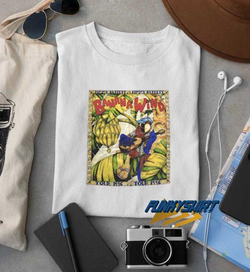 Jimmy Buffet 1996 Tour Banana Wind t shirt