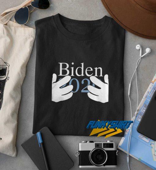 Joe Biden 2020 President Campaign Funny Political t shirt