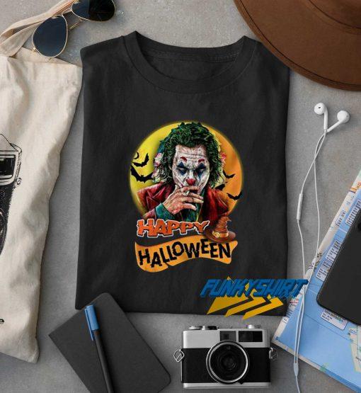 Joker Joaquin Phoenix Happy Halloween