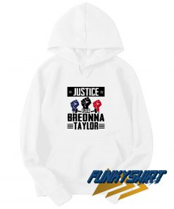 Justice For Breonna Taylor Art Hoodie