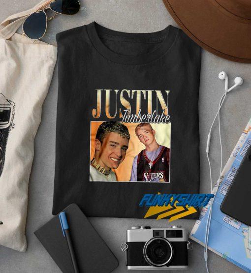 Justin Timberlake t shirt