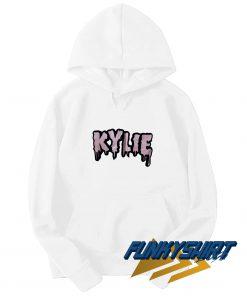 Kylie Letter Drip Hoodie