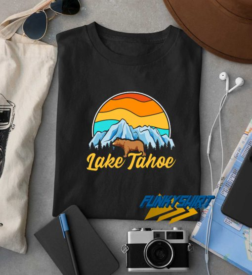 Lake Tahoe t shirt