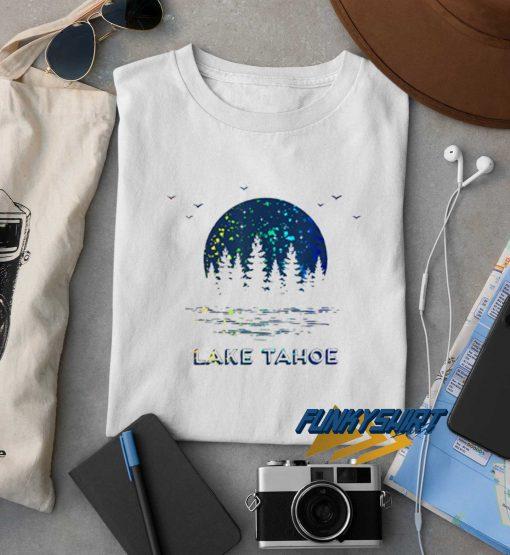 Lake Tahoe Outdoor t shirt