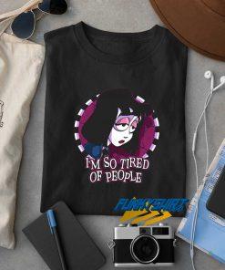 Lydia Deetz Im So Tired t shirt