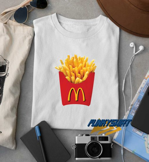 Mc Donalds French Fries t shirt