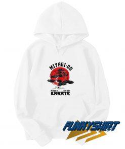 Miyagi Do Reseda La Est 1984 Karate Hoodie