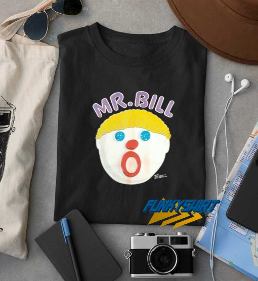 Mr Bill t shirt