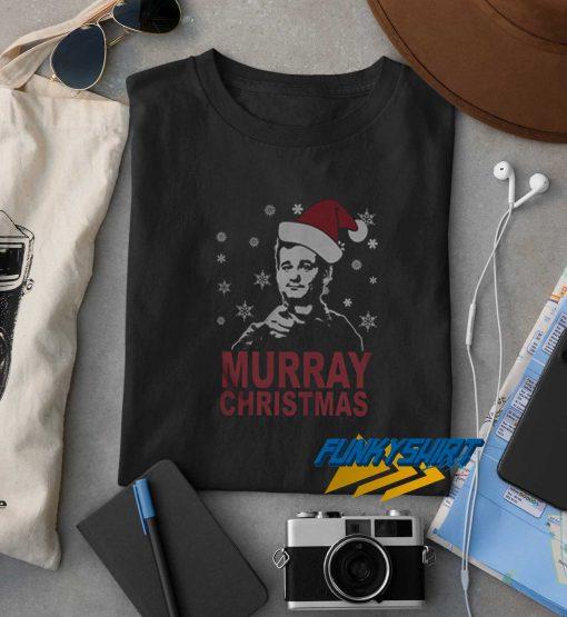 Murray Christmas Tee t shirt