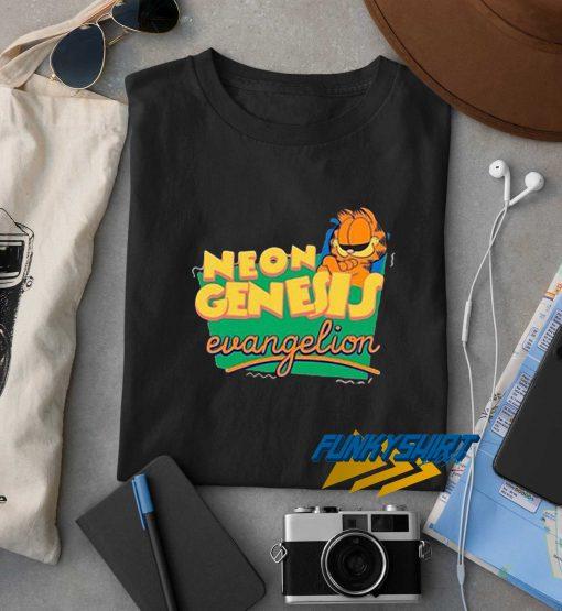 Neon Genesis Evangelion Black t shirt