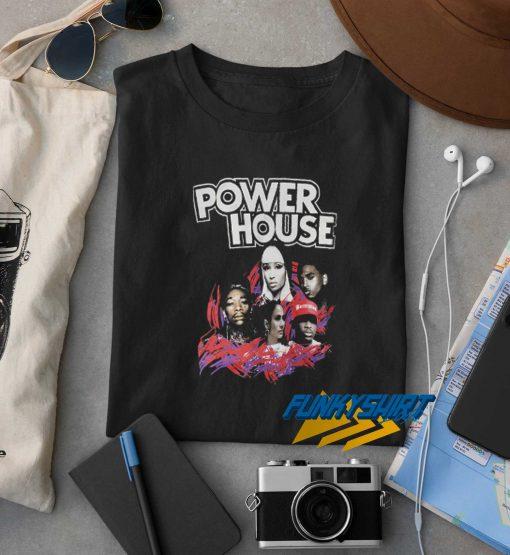 New Power House t shirt
