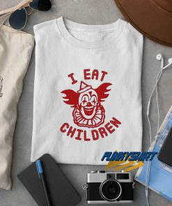 Pennywise I Eat Children t shirt