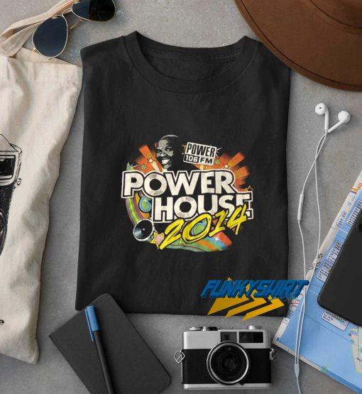 Power House t shirt
