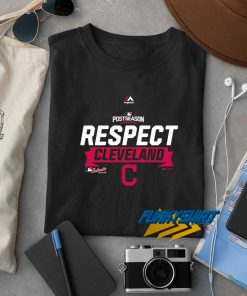 Respect Cleveland Logo t shirt