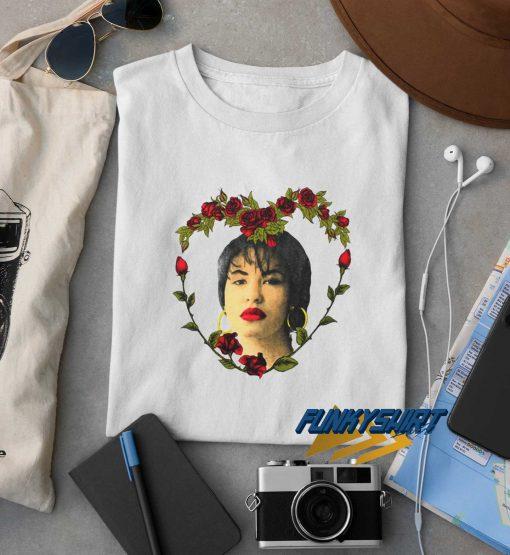 Selena Roses Tribute Bootleg t shirt