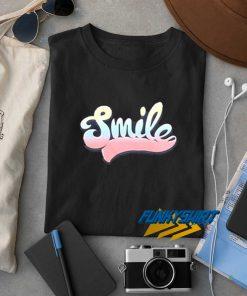 Smile Letter t shirt