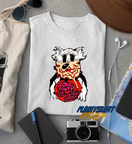 Sonic Youth Art t shirt