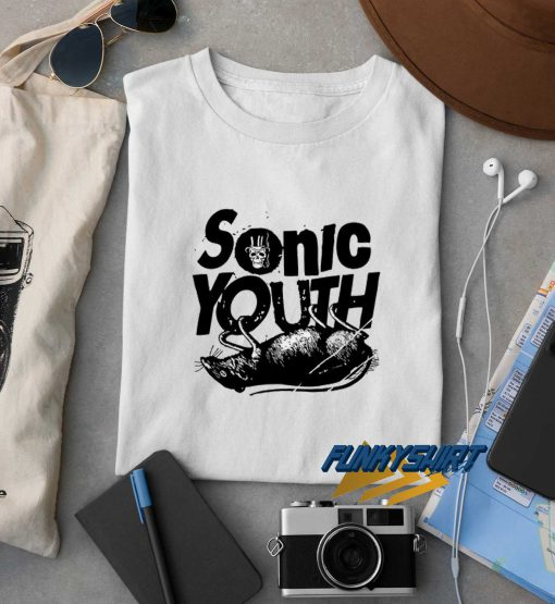 Sonic Youth Mouse t shirt