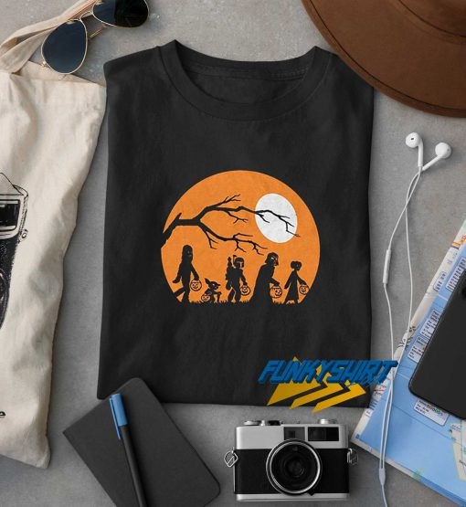 Star Wars Halloween t shirt