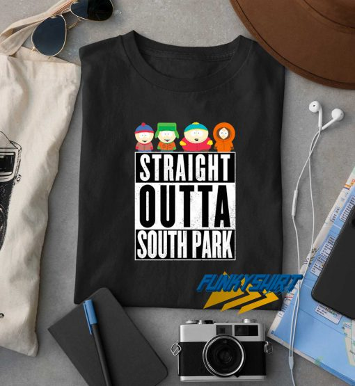 Straight Outta South Park t shirt