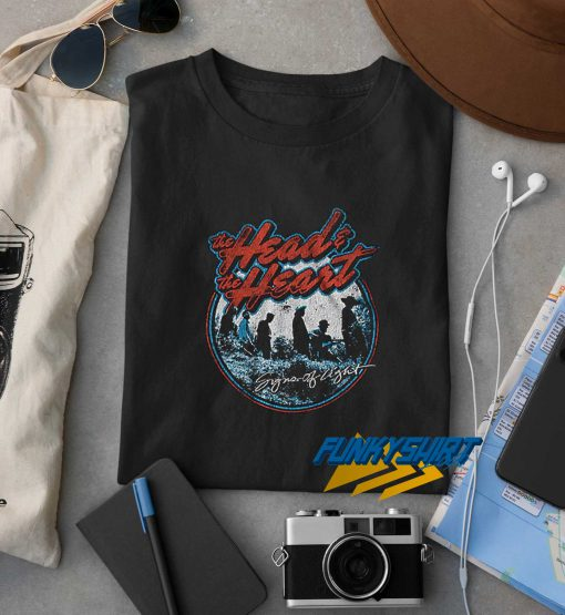 The Head And The Heart t shirt