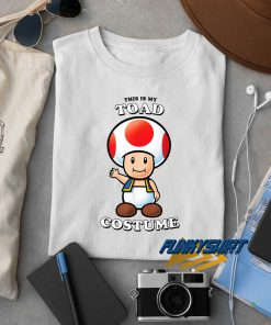 This Is My Toad Costume t shirt