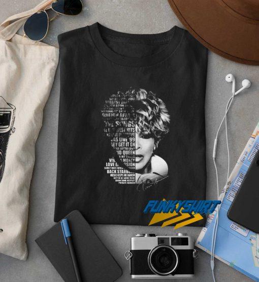 Tina Turner Acid Queen Rough Love t shirt