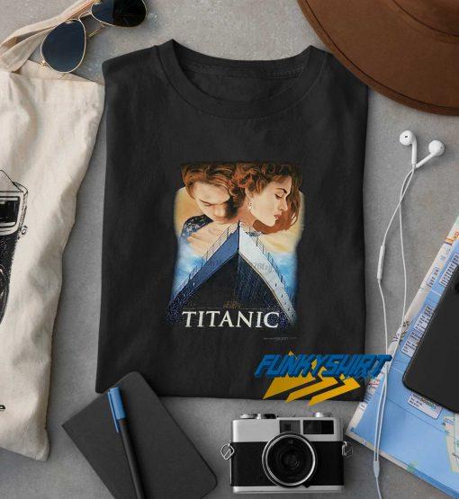 Titanic Leonardo t shirt