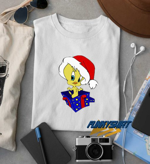 Tweety Christmas t shirt