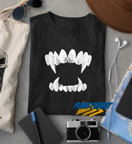 Vampire Teeth t shirt