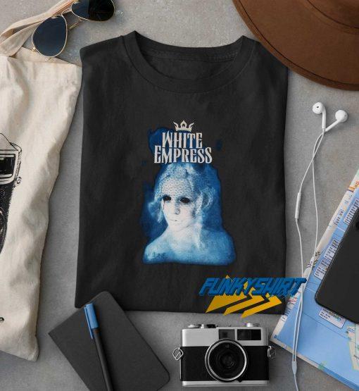 White Empress t shirt
