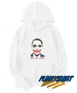 Why So Syria Funny Obama Hoodie