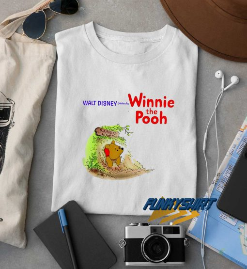 Winnie The Pooh Stuck In Rabbits House t shirt