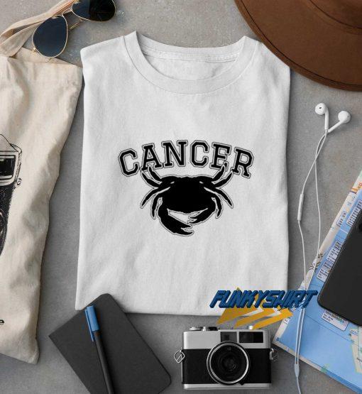 Zodiak Cancer Logo t shirt