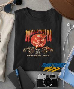 1995 WCW Halloween Havoc t shirt
