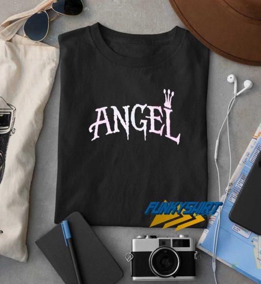 Angel Letter t shirt