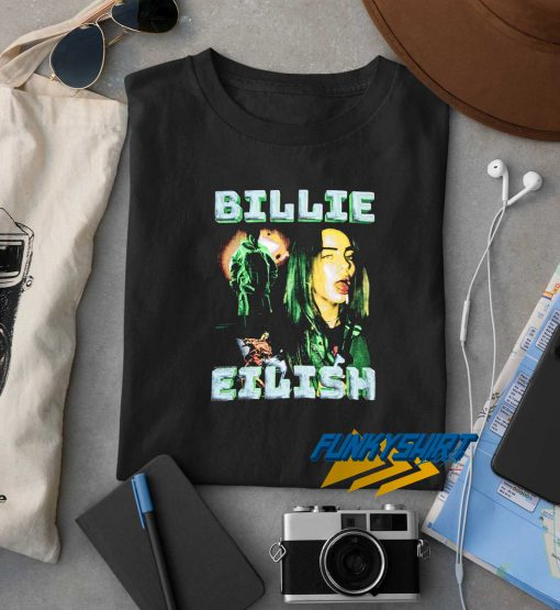 Billie Eilish Concert t shirt