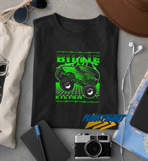 Billie Eilish Monster Truck t shirt